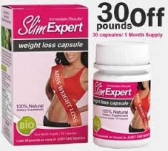 Slim EXPERT Weight Loss Capsules