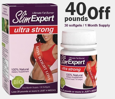 Slim Expert Ultra Strong Slimming Capsules