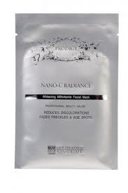 Nano-C Radiance Whitening Multivitamin Facial Mask